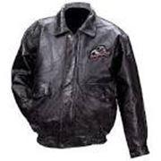 Куртка кожанная фото
