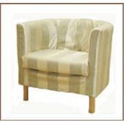 Чехлы на мягкую мебель из ткани заказчика пошив. По готовому образцу. фото
