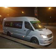 Услуги комфортабельного транспорта фото