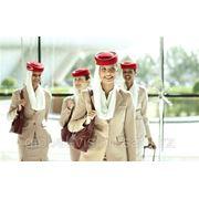 Работа бортпроводником в Emirates фото