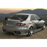 Задний бампер Mazda 6 в.1 фото