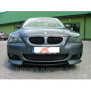 BMW 5 Series E60 бампер NEODESIGN передний фото