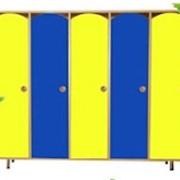 Шкаф детский для переодевания фото
