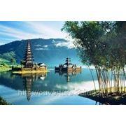 Виза в Индонезию фотография