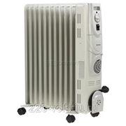 Электрический радиатор отопления масляный Neoclima Nc 9111-f фото