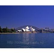 Туристическая виза в Австралию фото