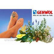 Аппаратный педикюр на продукции Gehwol