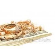 Кредит под залог золота, серебра фото