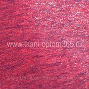 Искусственный мех под нерпу темно-бордовый фото