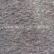 Искусственный мех под нерпу коричневый фото