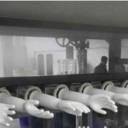 Линия производственая Высокая скорость одноразовые латексные перчатки фото