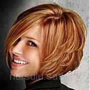 Окрашивание волос в Астане фото