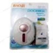 Звонок Беспроводной (Д/У) -Батареечные Baoji J610 (32 мелодии с выбором и фиксацией) №386813 фото
