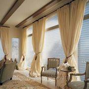 Пошив и дизайн штор для кафе, баров, гостиниц, организаций, дома фото