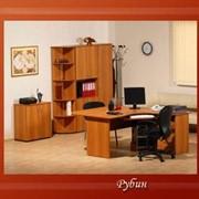 Офисная мебель для персонала «Рубин» фото