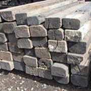 Утилизация шпал железнодорожные деревянные