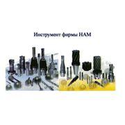 HAM (Германия) — осевой инструмент из твердого сплава, инструмент для обработки корпусных деталей фото