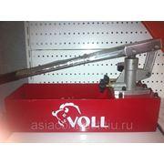 Ручной опрессовщик Voll Test 50 фото