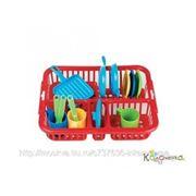Детские игровые кухни Faro Большой набор посуды 10 предметов [1102] фото