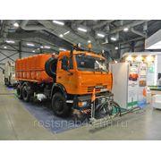 Комбинированная дорожная машина KBR-S8K фото