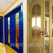 Двери из МДФ фото