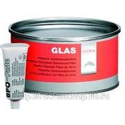 "Шпатлёвка стекловолокнистая ""Glas"" 1кг. CARSYSTEM"