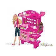 """Детские игровые кухни Faro Кухня """"Барби"""" 70 см. [1566] фото"""