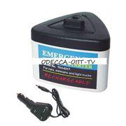 Прибор для подзарядки автомобильного аккумулятора EMERGENCY CAR JUMP STARTER фото