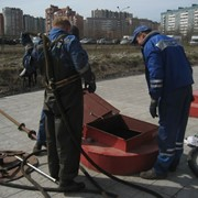 Услуги по очистке резервуаров от загрязнений АЗС и нефтебаз в Новосибирске и по всей Сибири.