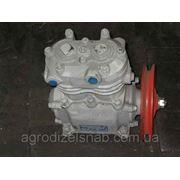 Пневматический компрессор МАЗ, КрАЗ (ЯМЗ) 500-3509015 фото
