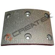 Накладка передней тормозной колодки 1069 (Н= 65*14,5мм) 110533-TF3501N-105B фото
