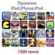 Установки игр и приложения для Apple фото