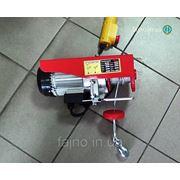 Forte FPA 500 электрическая лебёдка (500 кг) фото