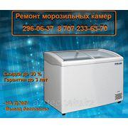 Ремонт морозильных камер фото