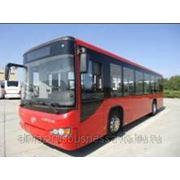 Автобус Higer 6109GL низкопольный городской большого класса китай