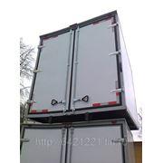 Промтоварный фургон на ГАЗ-3302 увеличенный объем 14.8 м3 фото