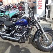 Мотоцикл чоппер No. B4265 Kawasaki VULCAN 400 CLASSIC фото