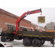 Урал 4320 с КМУ PK-23500А 4320-1951-60 ЕВРО 4 фото