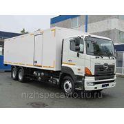 Автофургон Hino 700, фургоны - изотермический, промтоварный, сэндвич (Хино фургон)