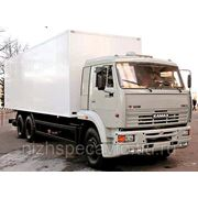 Автофургон КамАЗ 53228 фургон - изотермический, промтоварный, сэнндвич