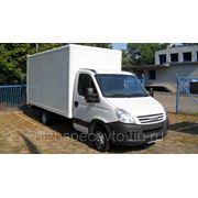 Автофургон Iveco Daily 35 фургон - изотермический, промтоварный, сэндвич (Ивеко Дэйли фургон)