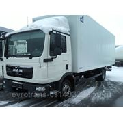 Изотермический фургон MAN TGL 12.180 4x2 BB