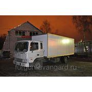 Фургон изотермический на базе Hyundai-120 Extra Long (HD-120 STD)