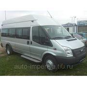 Микроавтобус Форд Транзит турист 16+0+1 фото