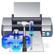 Прочистка печатающей головки EPSON L800,T50,P50, TX650, PX650 фото