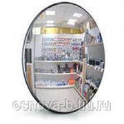 Обзорное зеркало для помещений круглое O 300 фото