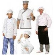 Униформа для работников ресторанов, кафе, баров,столовых,кофетерий. Дизайн. Пошив.