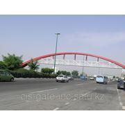 Пешеходный мост фото