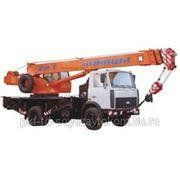 "Автокран - КС-45719-5А, ""Клинцы"", 20 тонн, 19 метров стрела. фото"