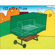 Чехол для барбекю прямоугльное (122х71х71) фото